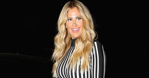EXCLUSIVE: Reality Housewife star Kim Zolciak and her daughter Brielle looking great after voting Drag Queen Bingo at Hamburger Mary's restaurant in West Hollywood.