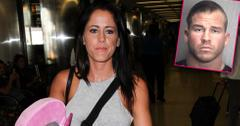 Jenelle evans nathan griffith arrested teen mom