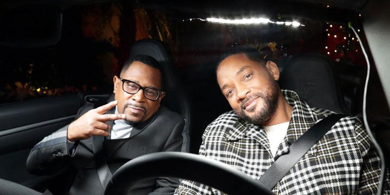 Will Smith & Martin Lawrence Attend 'Bad Boys For Life' Film Premiere In LA
