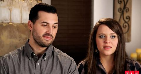 Counting on jinger duggar husband jeremy vuolo cat health crisis update pp