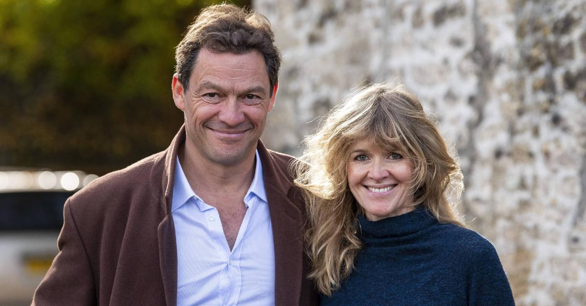 dominic west catharine fitzgerald pp