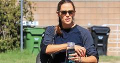 Jennifer garner out and about after talking about divorce ben affleck pics