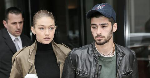 gigi hadid zayn malik daughter name khai