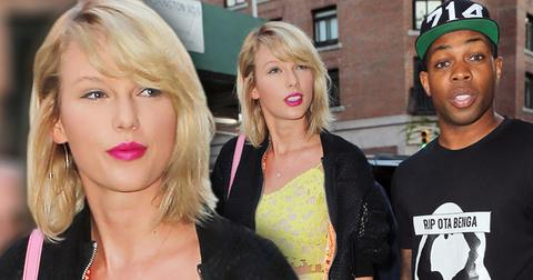 taylor swift dinner date todrick hall