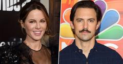 Kate Beckinsale Milo Ventimiglia Kiss PP