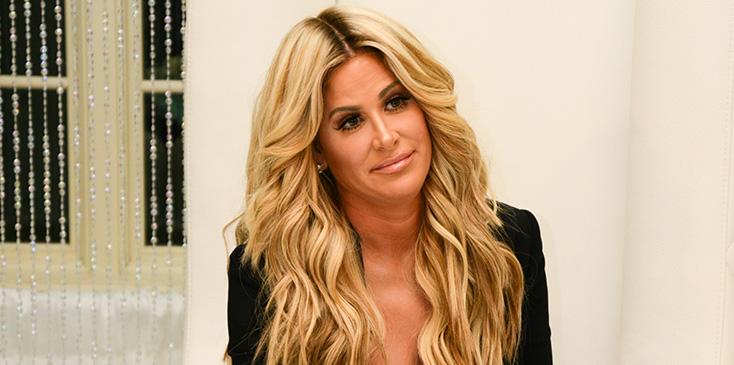 Kim Zolciak Celebrates Her 37th Birthday