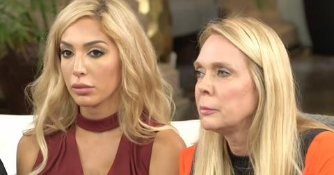 Farrah abraham feud mother debra marriage boot camp h