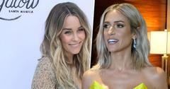 [Kristin Cavallari] Reveals Where She Stands With 'Laguna Beach' Star [Lauren Conrad]