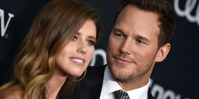 chris pratt new wife met at church