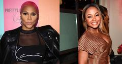 Tamar braxton throws shade phaedra parks braxton family values