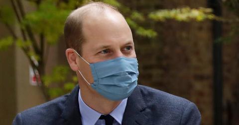 prince william coronavirus