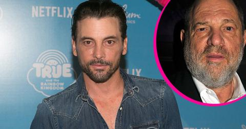 Skeet ulrich harvey weinstein sexual assault scream feature