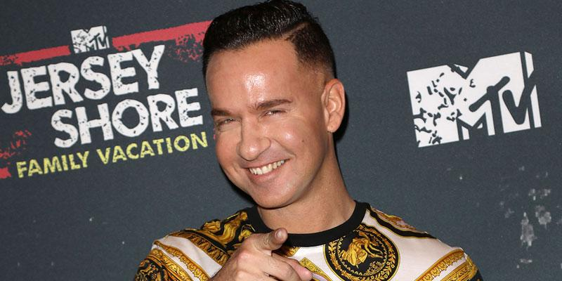 Mike Sorrentino Released Prison Halfway House