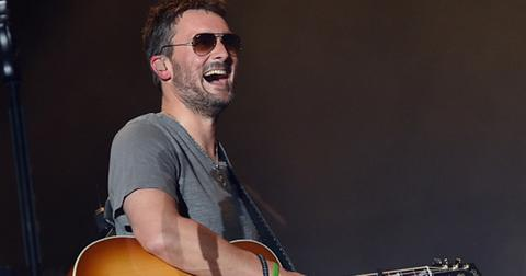 Eric church younger brother brandon dead