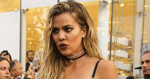 Khloe Kardashian causes a fan frenzy at her Good American Launch