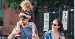Olivia Wilde Jason Sudiekis Son Otis Photos Long