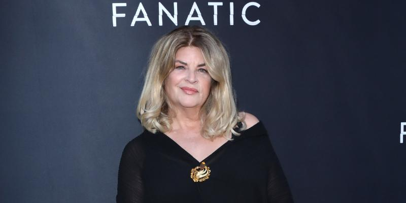 Kirstie Alley at 'The Fanatic' Los Angeles Premiere