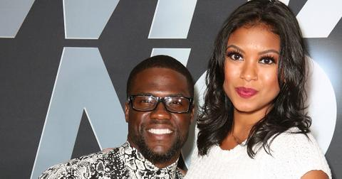 Kevin hart wife workout video