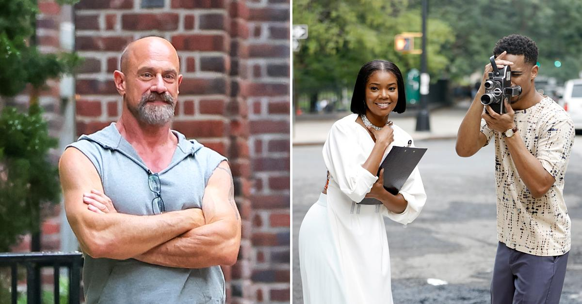 christopher meloni gabrielle union keith powers ok hot pics july