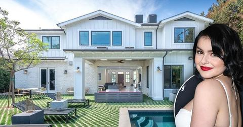 Inside Ariel Winter's Newly Sold Stylish Home In L.A. Neighborhood