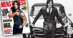 norman reedus mens fitness