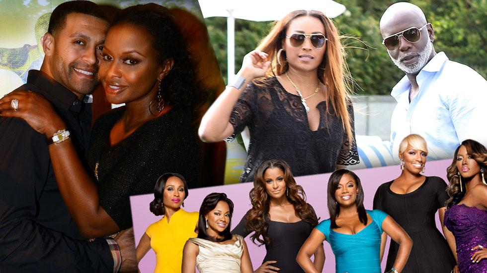 RHOA Relationship Scandals 2015