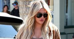 Khloe Kardashian Is 'Nervous' About Breastfeeding  main