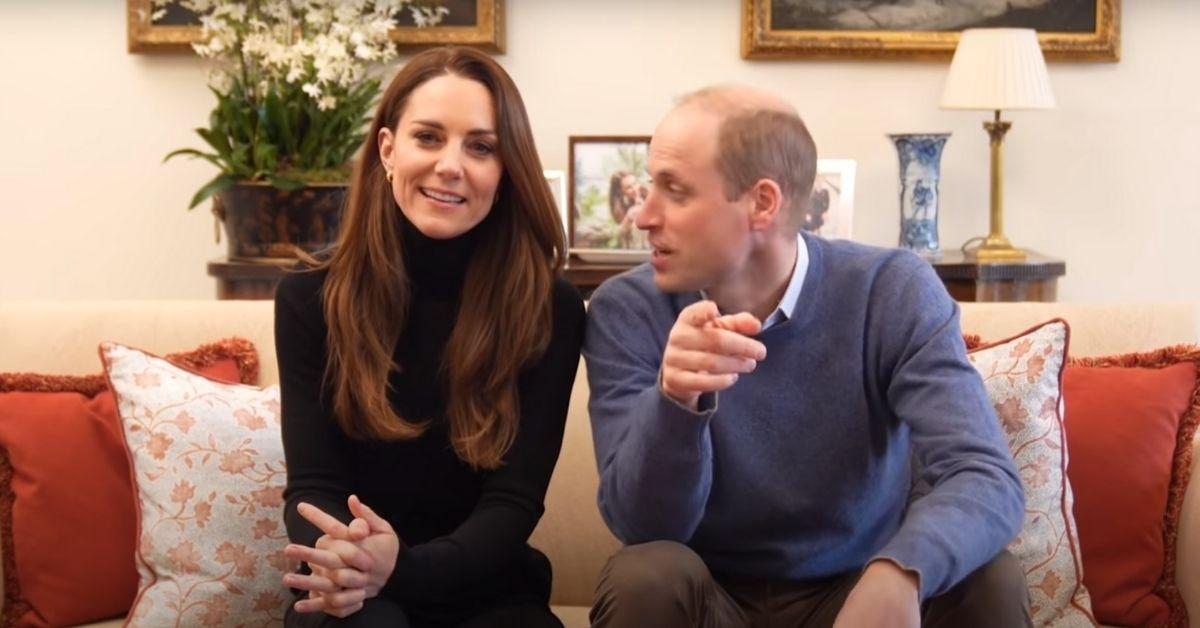 prince william kate middleton youtube channel