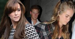 Kate middleton urges prince harry ditch cressida bonas