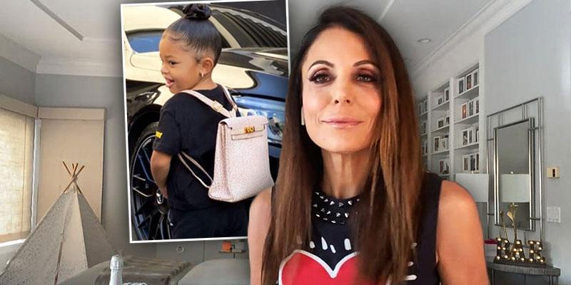 Bethenny Frankel Slams Kylie Jenner's School Snap Of Stormi