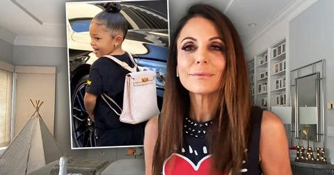 Bethenny Frankel Slams Kylie Jenner's School Snap Of Stormi