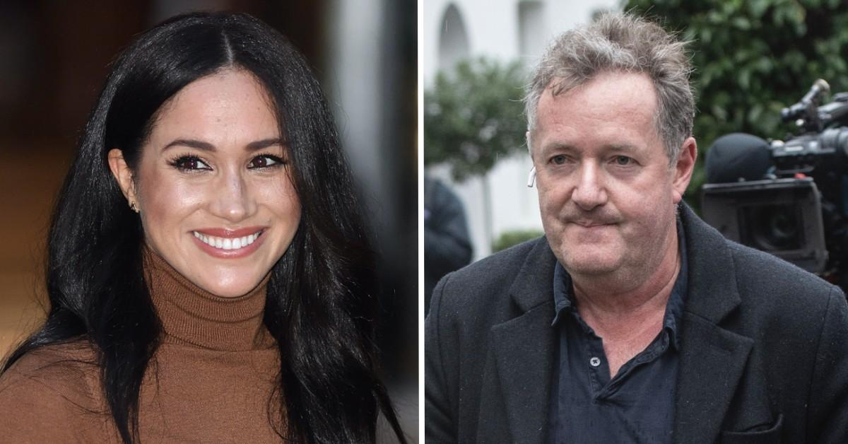 meghan markle files complaint itv piers morgan accusations lying