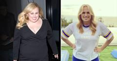 rebel wilson weight loss transformation fitness health photos pf