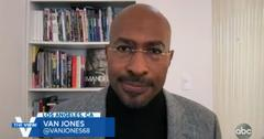 van jones blindsided the view sunny hostin meghan mccain documentary pf