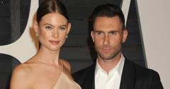 behati prinsloo pregnant married adam levine