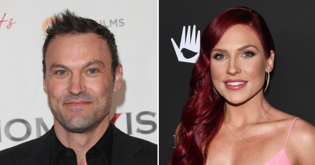 Megan Fox, Who? Brian Austin Green & Sharna Burgess Confirm Their Relationship On Instagram By Packing On The PDA