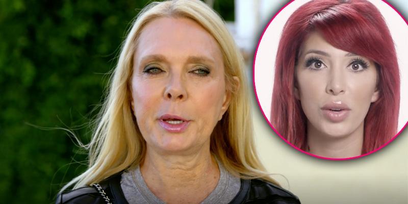 Farrah Abraham Mom Debra Danielsen Claims She Attacked Her Book PP