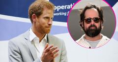 Prince harry the killers ronnie vanucci feature