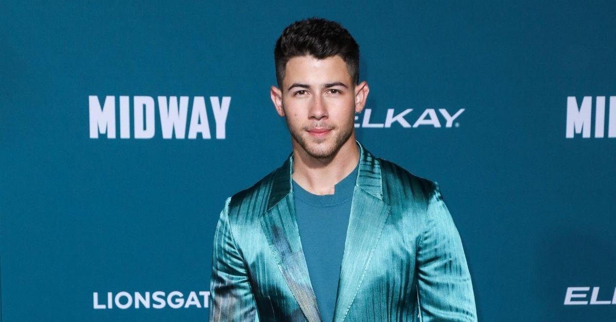 nick jonas bike injury cracked rib the voice