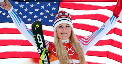 Lindsey vonn wins bronze 2018 winter olympics