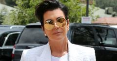 Kris Jenner asked about Khloe's divorce as she filming Keeping up with the Kardashians