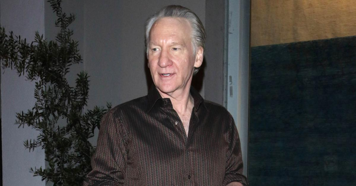bill maher gets covid despitevaccine pp