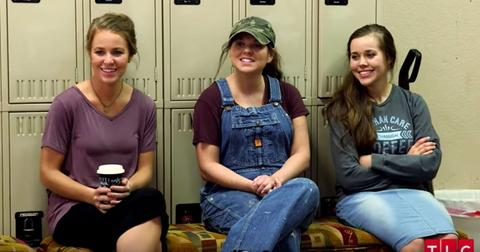 Counting on amy duggar cousins album rehearsal pp