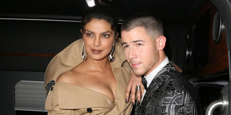 Inside Nick Jonas Priyanka Chopra Date Night PP