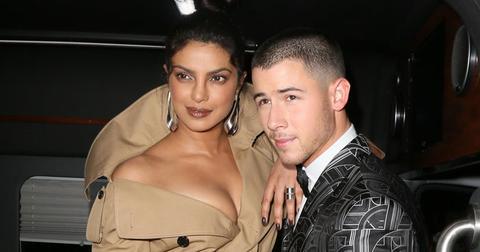 Inside Nick Jonas Priyanka Chopra Date Night PP