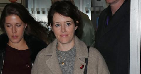 Claire Foy Girl in the Spider's Web