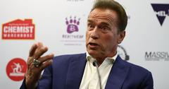 Arnold schwarzenegger emergency heart surgery