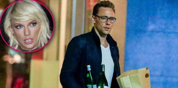 taylor swift feud kim kardashian tom hiddleston gets food