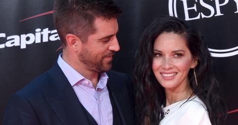 Aaron Rodgers Discusses Breakup With Olivia Munn hero