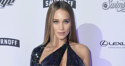 Hannah Jeter Derek Wife Pregnant Sports Illustrated Swimsuit Trapped Elevator Long